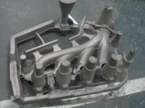 务案例(汽车排气管类)